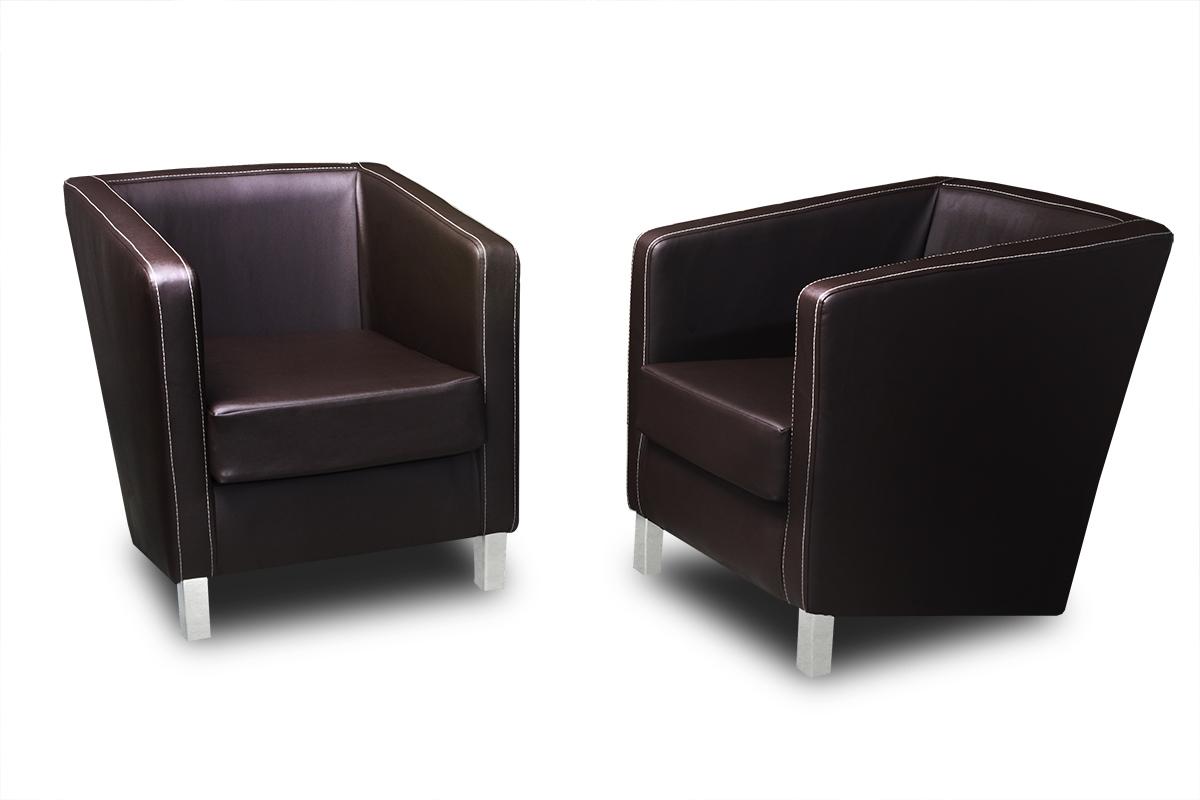 fotele future brązowa casko