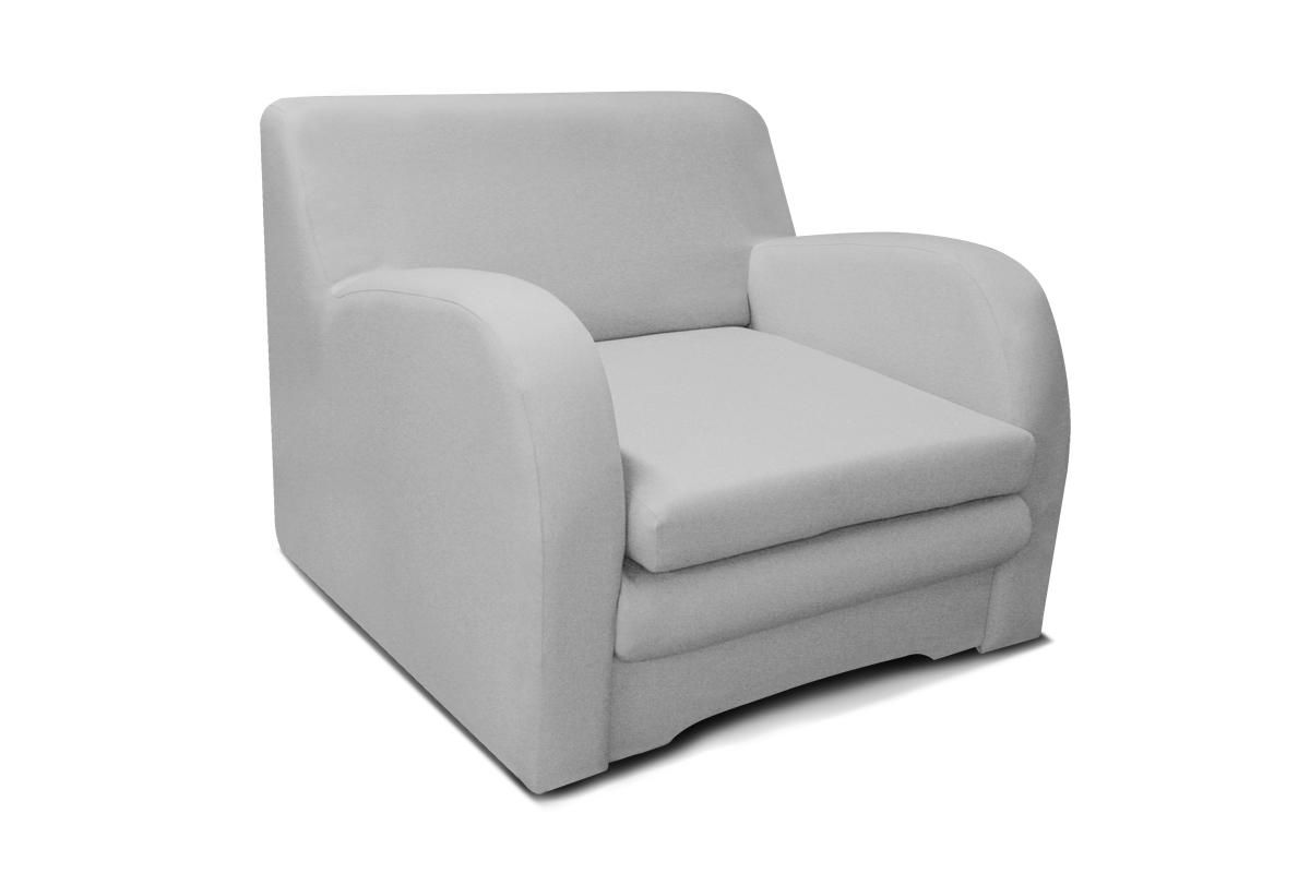 fotel koko 1 os szary meble tapicerowane
