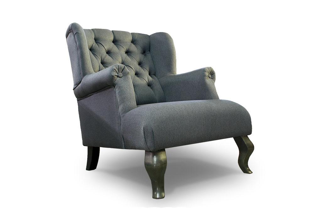 fotel Pellona od dołu