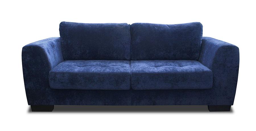 Möbel Sofa Ranger 3-Sitzer Holzbeine nach vorn