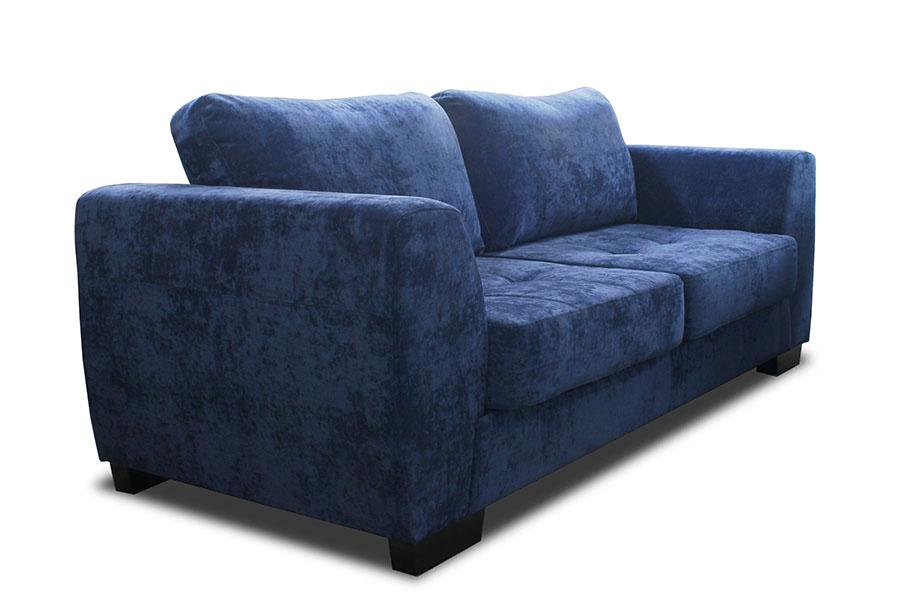 Möbel Sofa Ranger 3-Sitzer Holzbeine schräg
