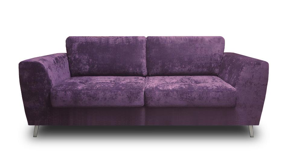 Möbel Sofa 3-Sitzer Ranger Metallbeine