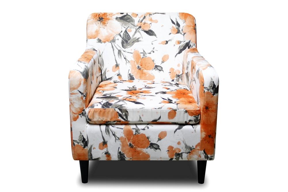 fotele cambridge w kwiaty przód