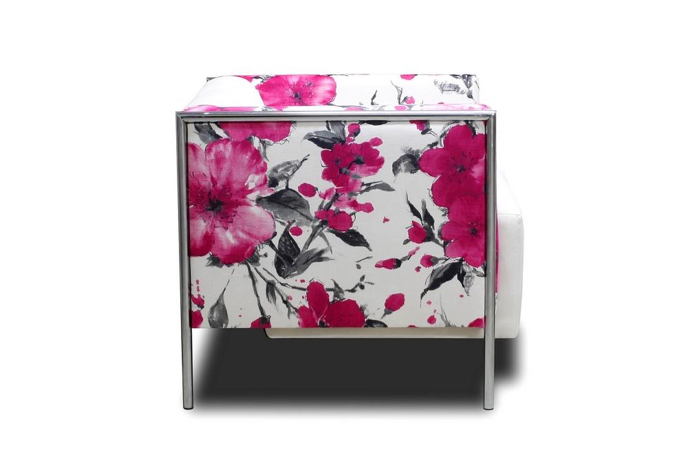 kempiński fotel meble tapicerowane biały