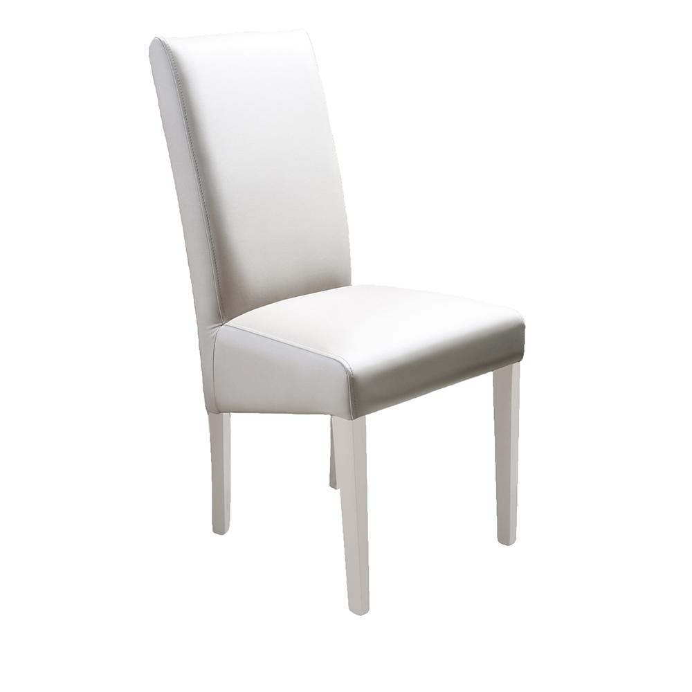 roos krzesło białe krzesła