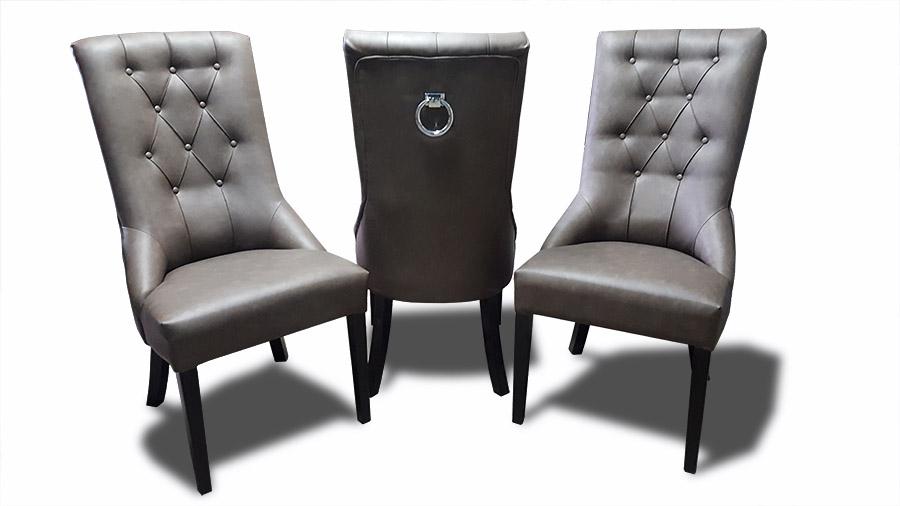krzesła lancaster przód tył z uchwytem
