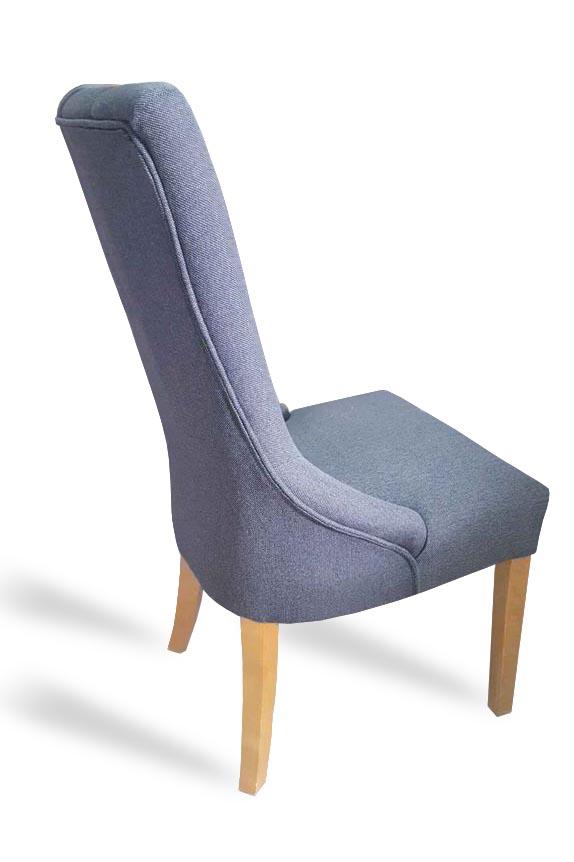 krzesło lancaster ciemne od tyłu