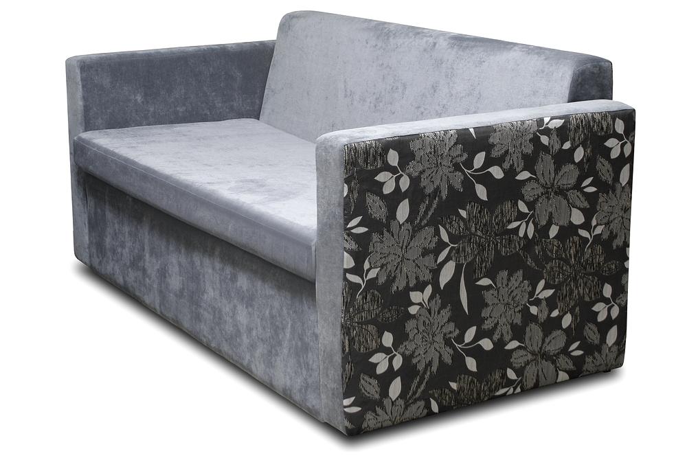 Multi sofa szara kwiaty