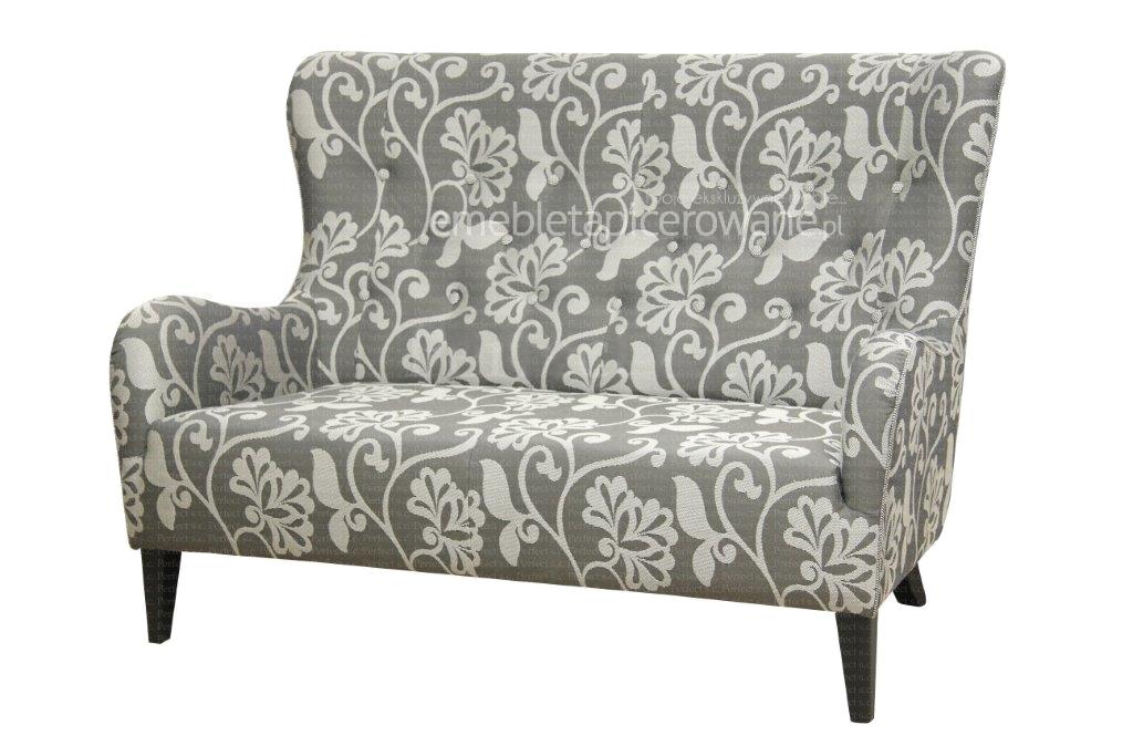 sofa provo 2 osobowa kwiaty